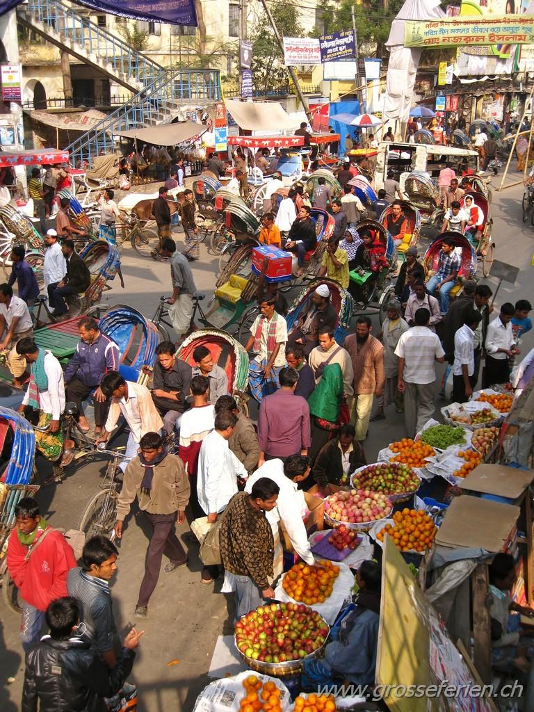 Bangladesh, Dhaka, Market