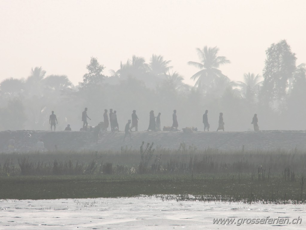 Bangladesh, Sunderbans, People