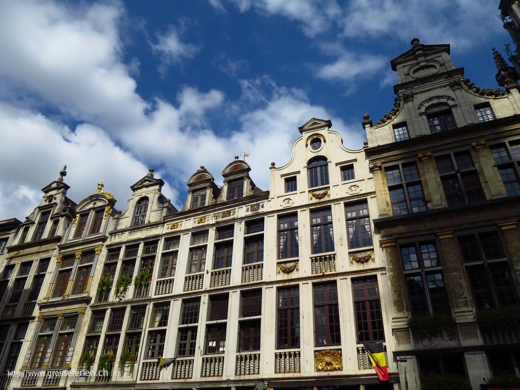Belgium, Brussels, Houses