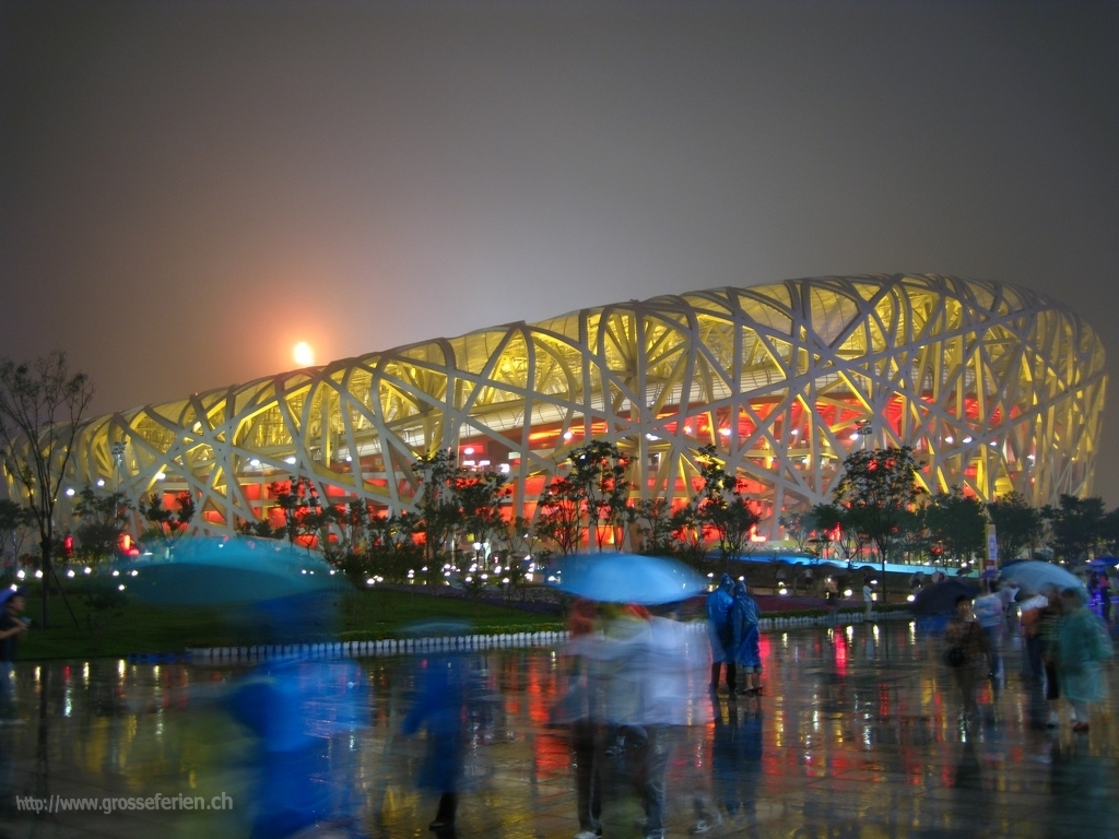 Beijing, National Stadium
