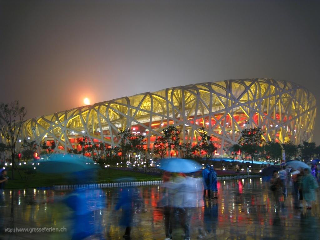 Beijing, National Stadium