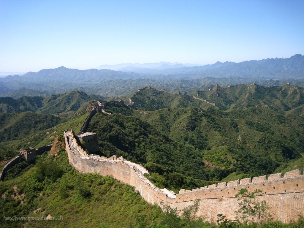 Jinshanling, The Great Wall