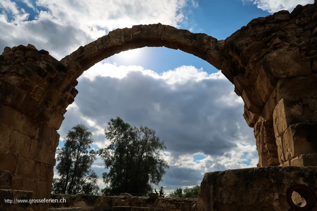 Cyprus, Paphos, Castle