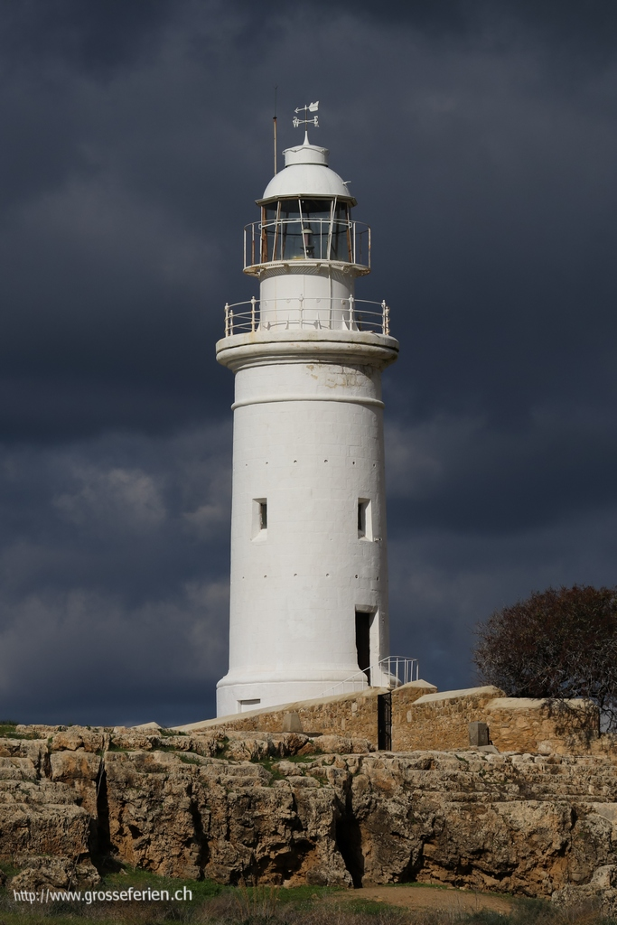 Cyprus, Paphos, Lighthouse