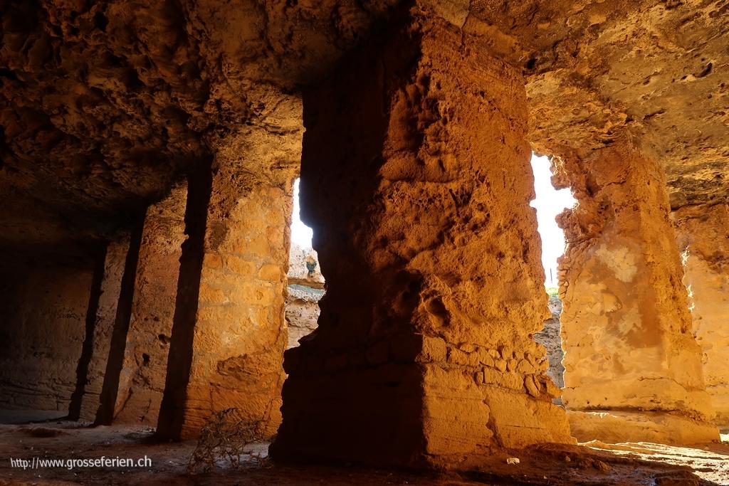 Cyprus, Paphos, Tombs