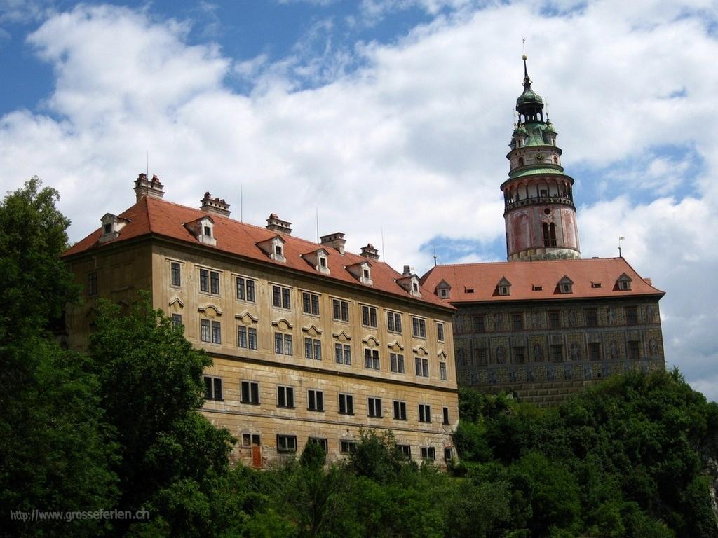 Czeck Republic, Cesky Krumlov, Castle