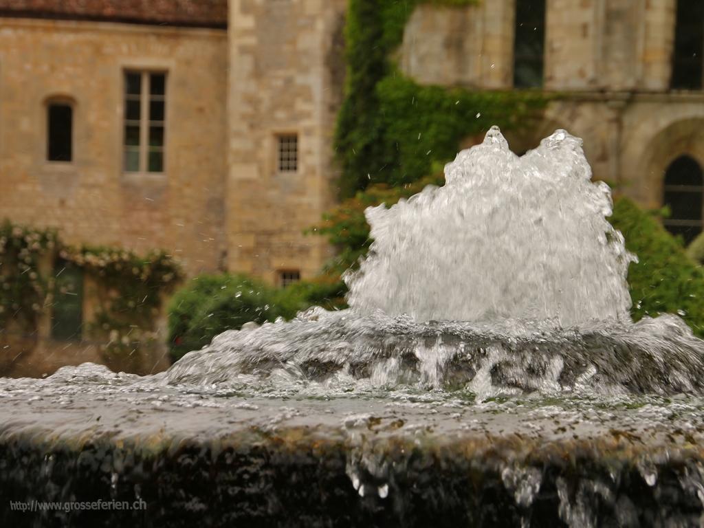 France, Burgundy, Abbey of Fontenay