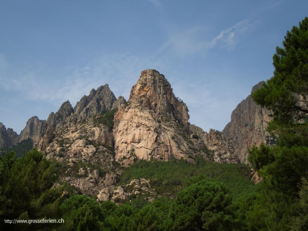 Italy, Corse, Mountain