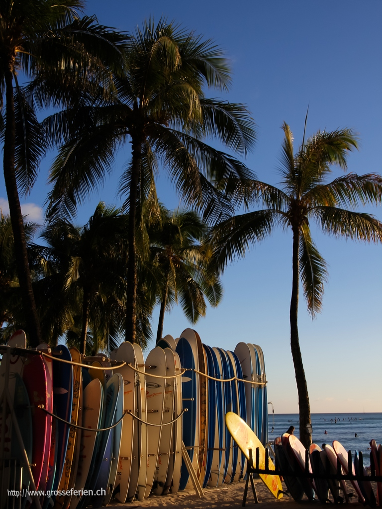 Hawaii, Big Island, Surf Boards