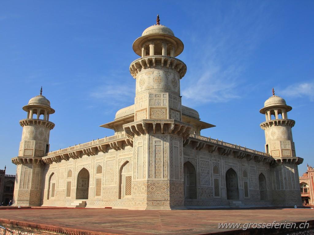 India, Agra, Itimat-ud-Daulah