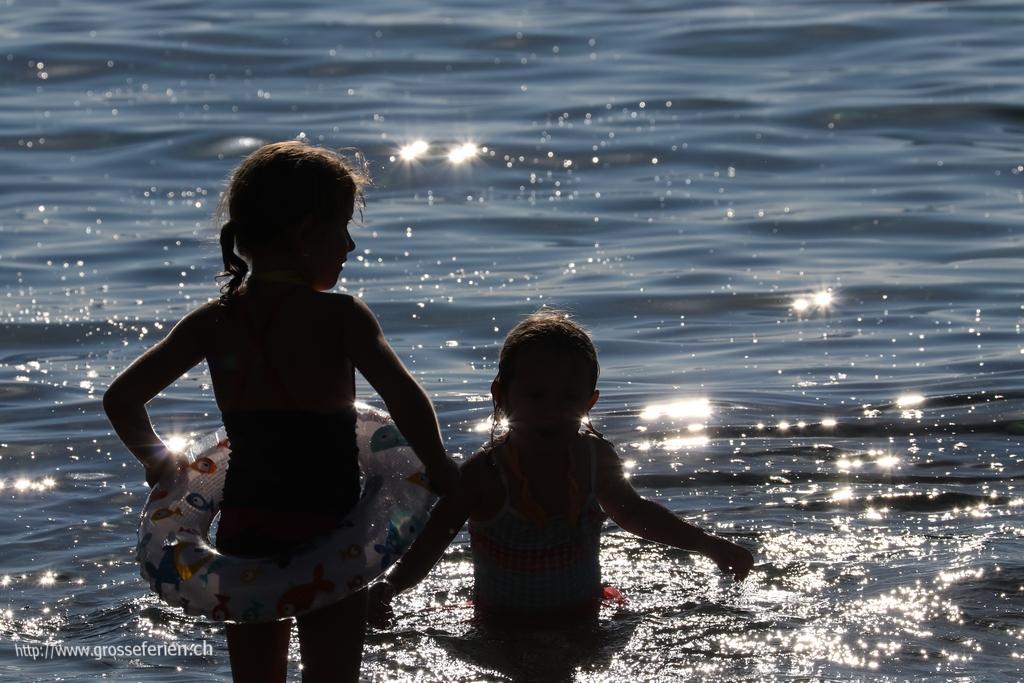 Italy, Elba, Morcone, Beach