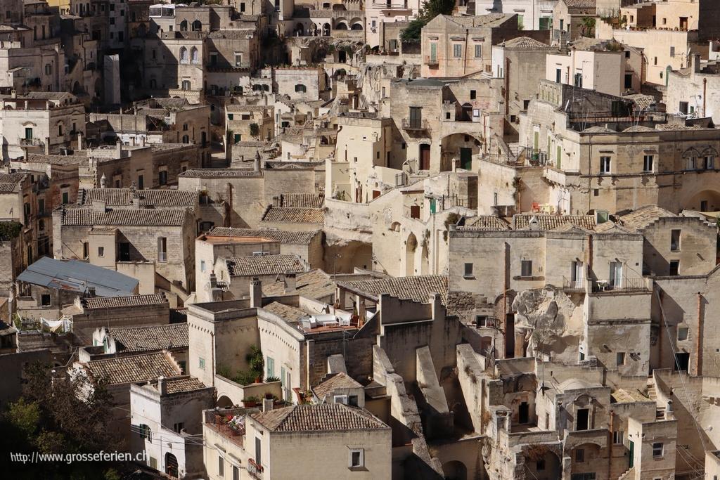 Italy, Matera, City