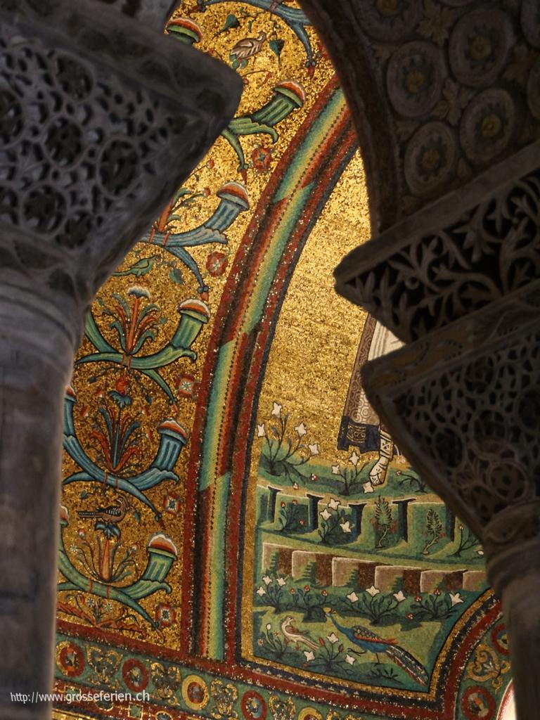Italy, Ravenna, Church
