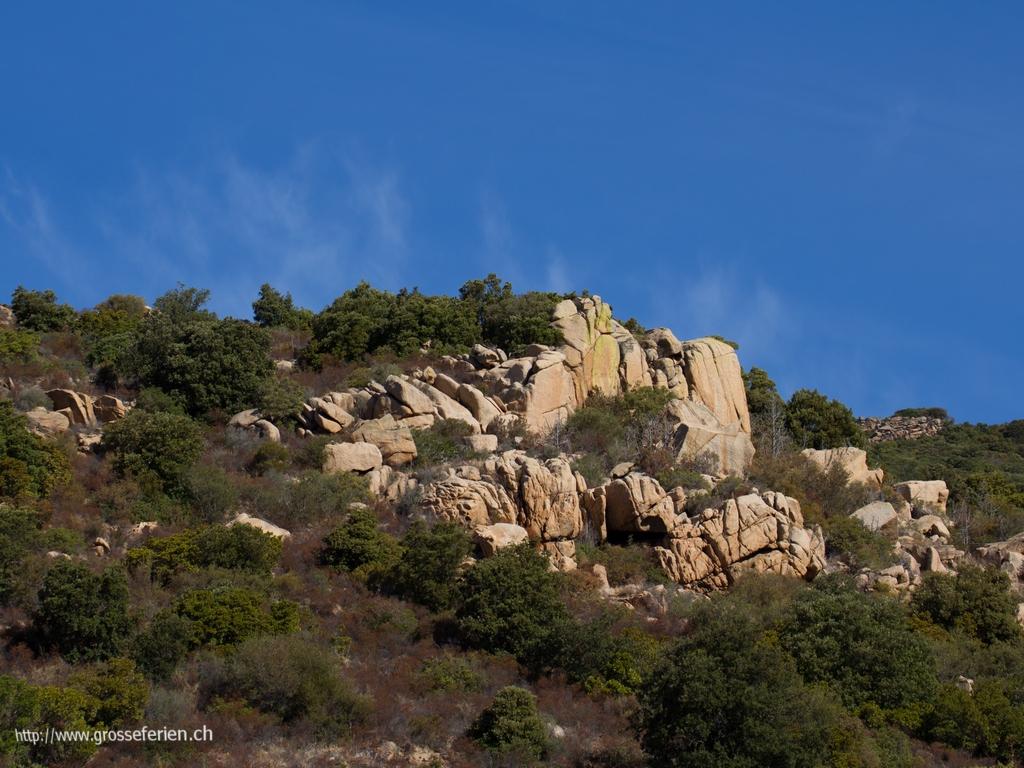 Italy, Sardinia, Rocks