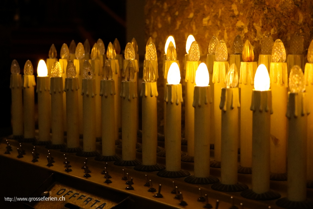 Italy, Sicily, Church, Candles