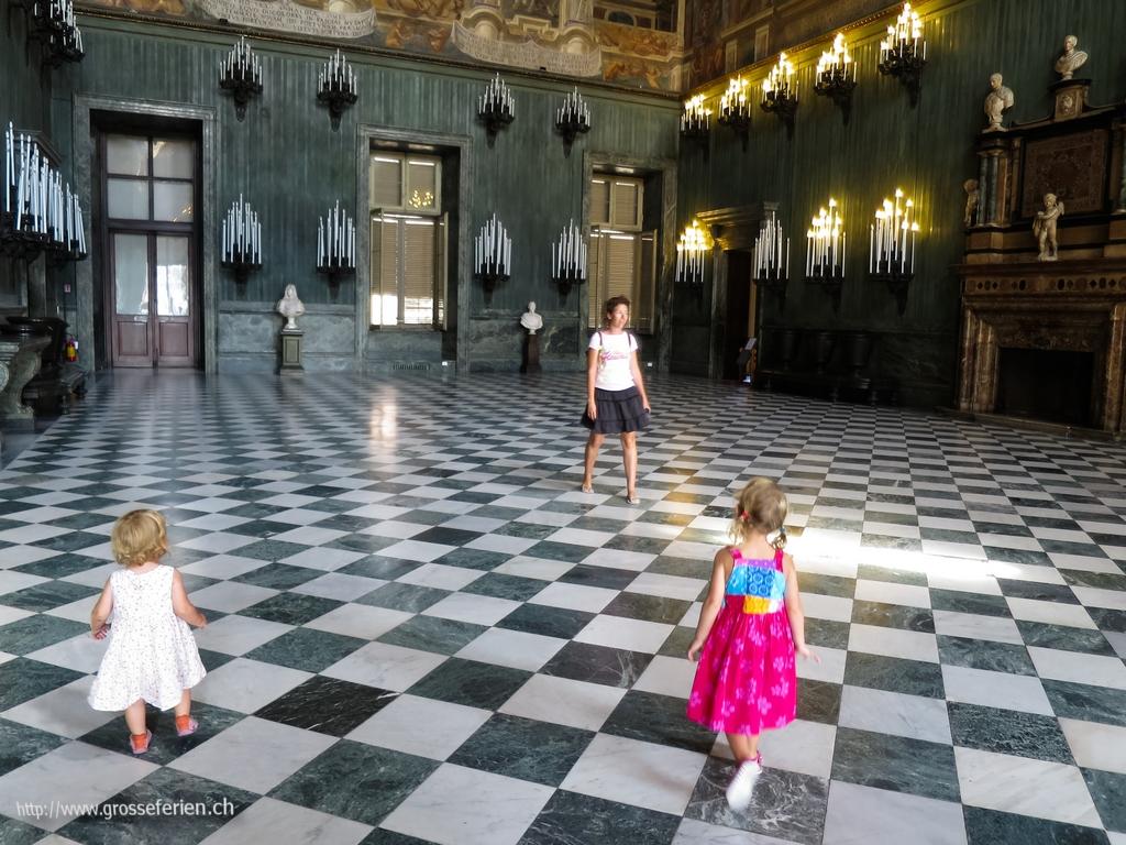 Italy, Turin, Palace