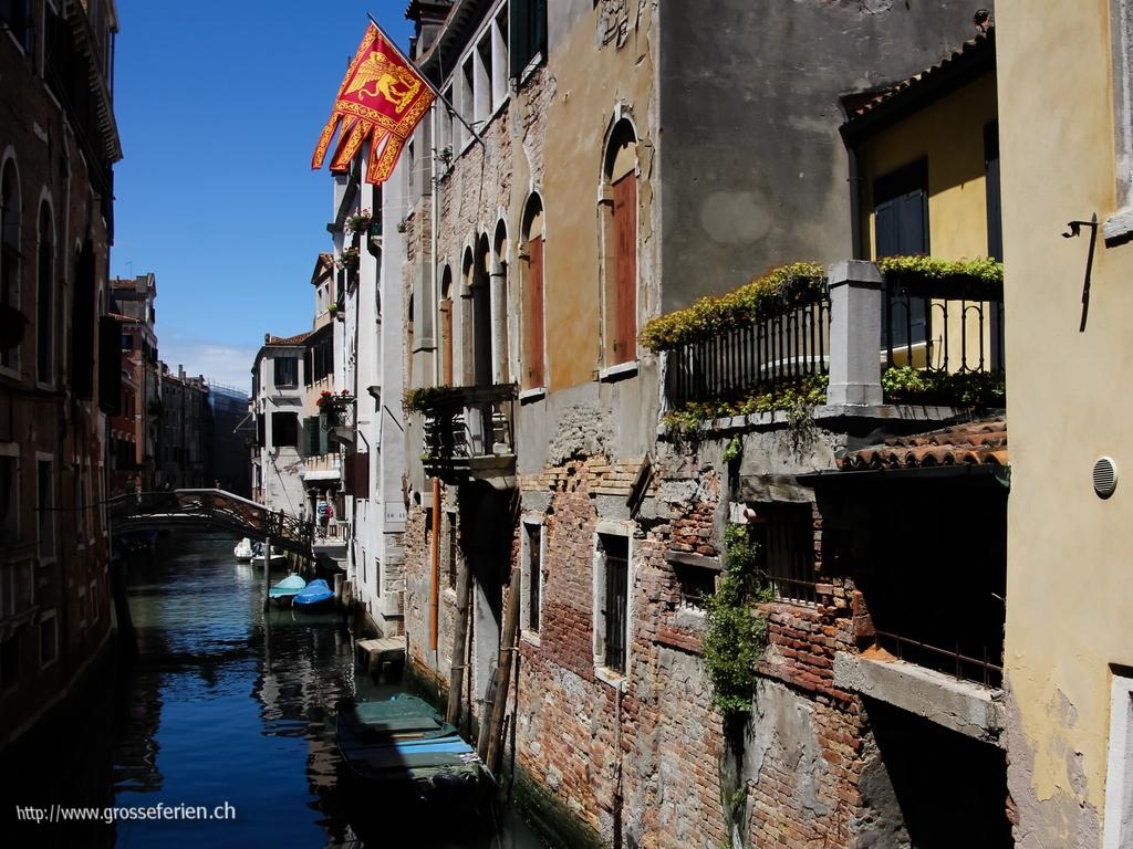 Italy, Venice, Houses
