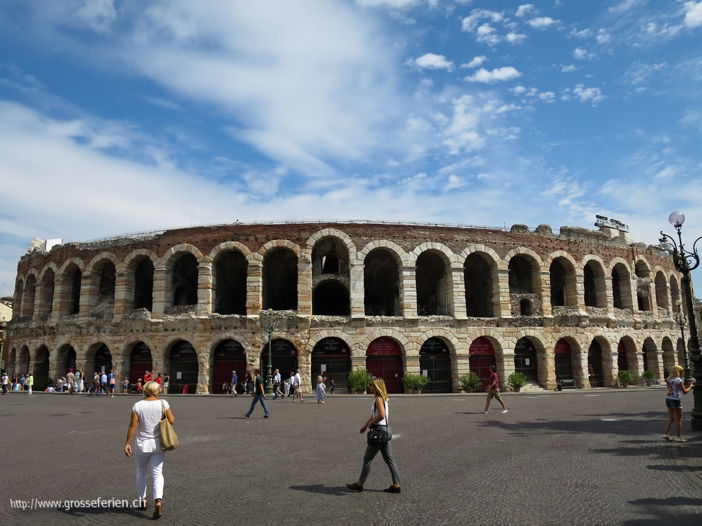 Italy, Verona, Arena