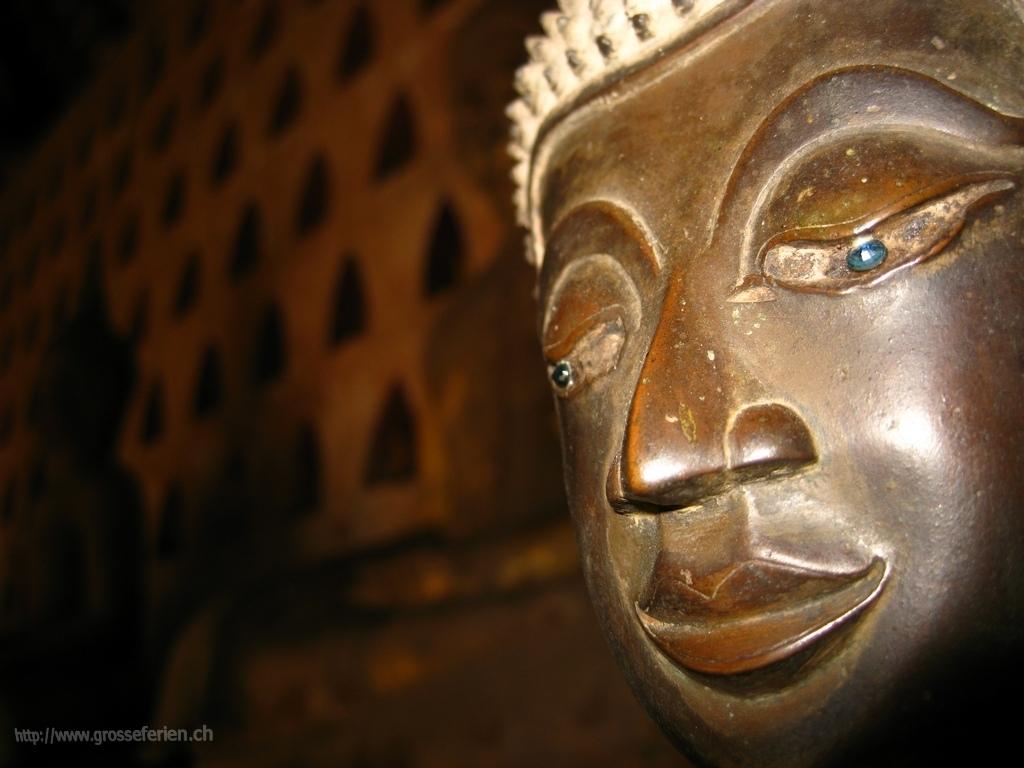 Laos, Vientiane, Buddha