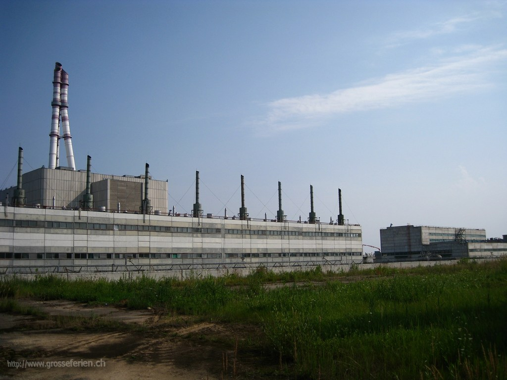 Lithuania, Ignalina, Power Plant