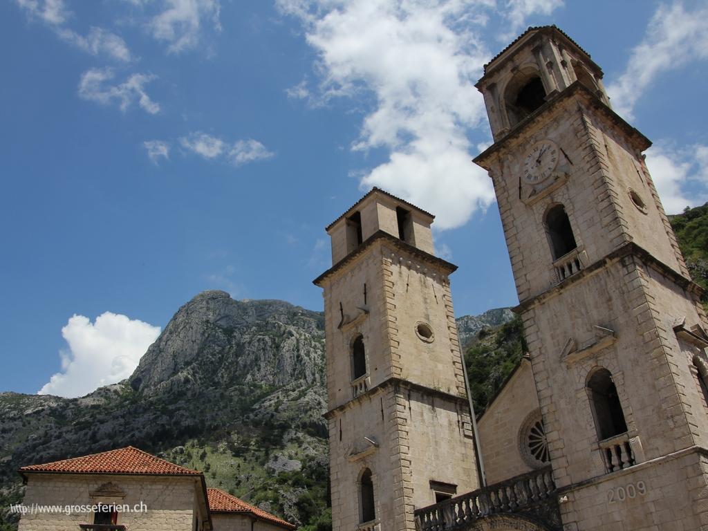 Montenegro, Kotor, Church
