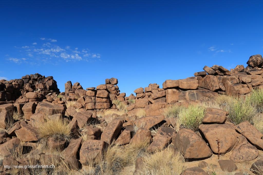 Namibia, Keetmanshoop, Stones
