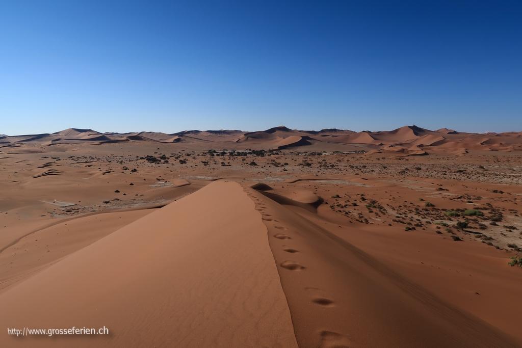Namibia, Sesriem, Dunes