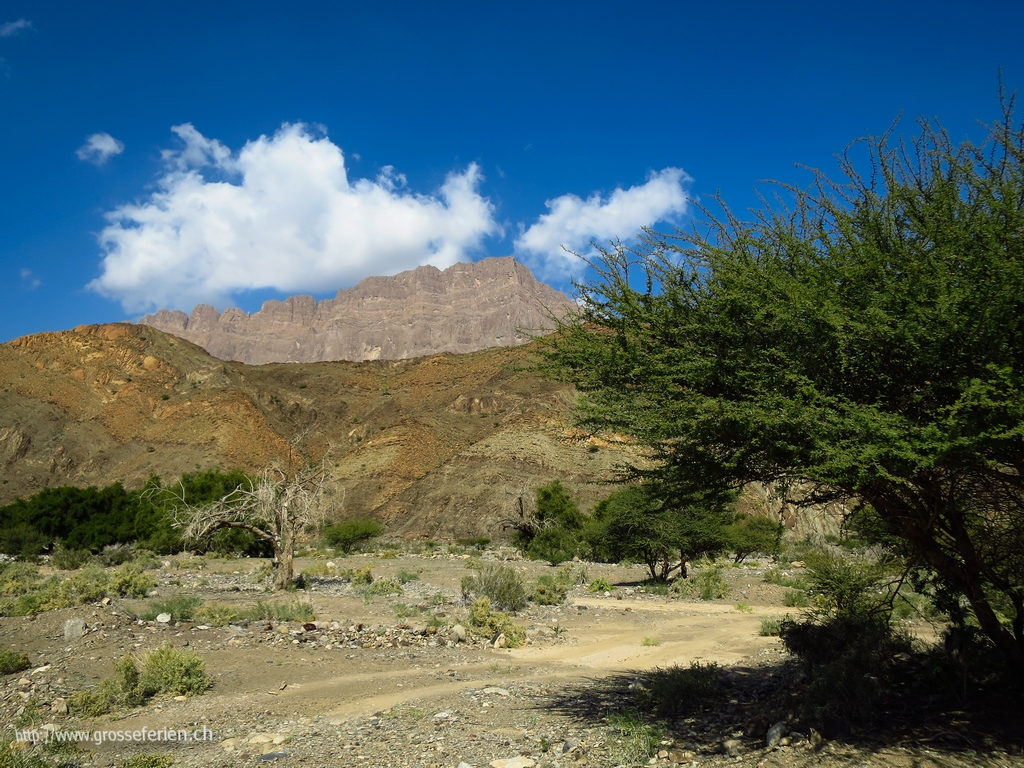 Oman, Landscape
