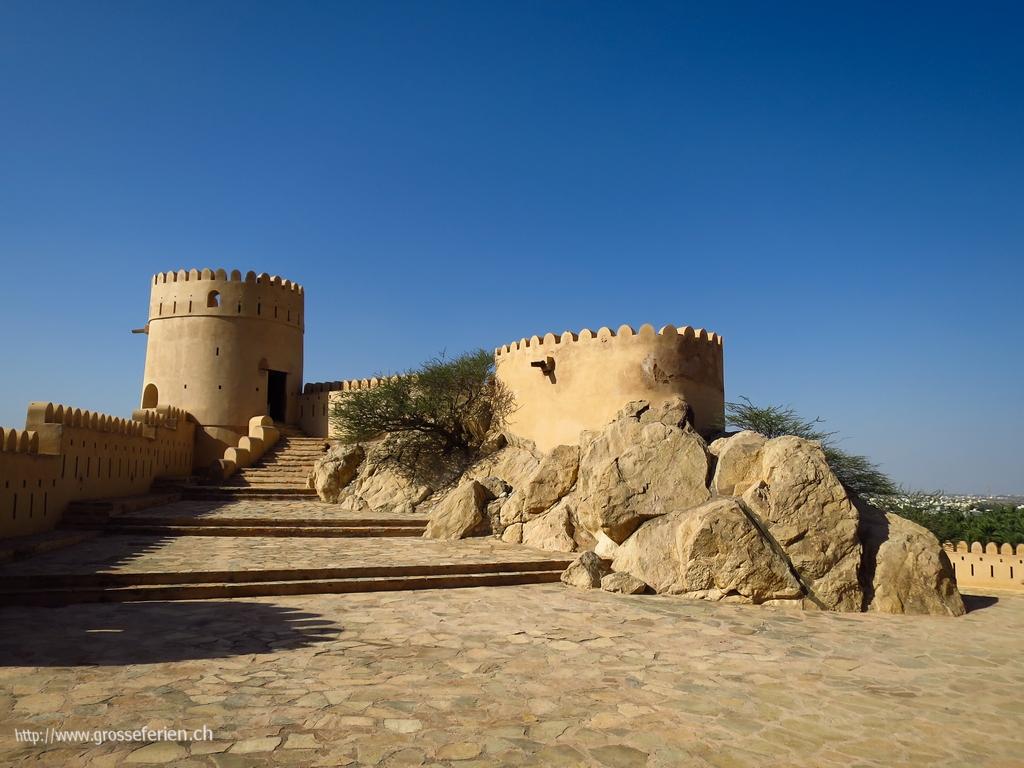 Oman, Nakhal, Fort