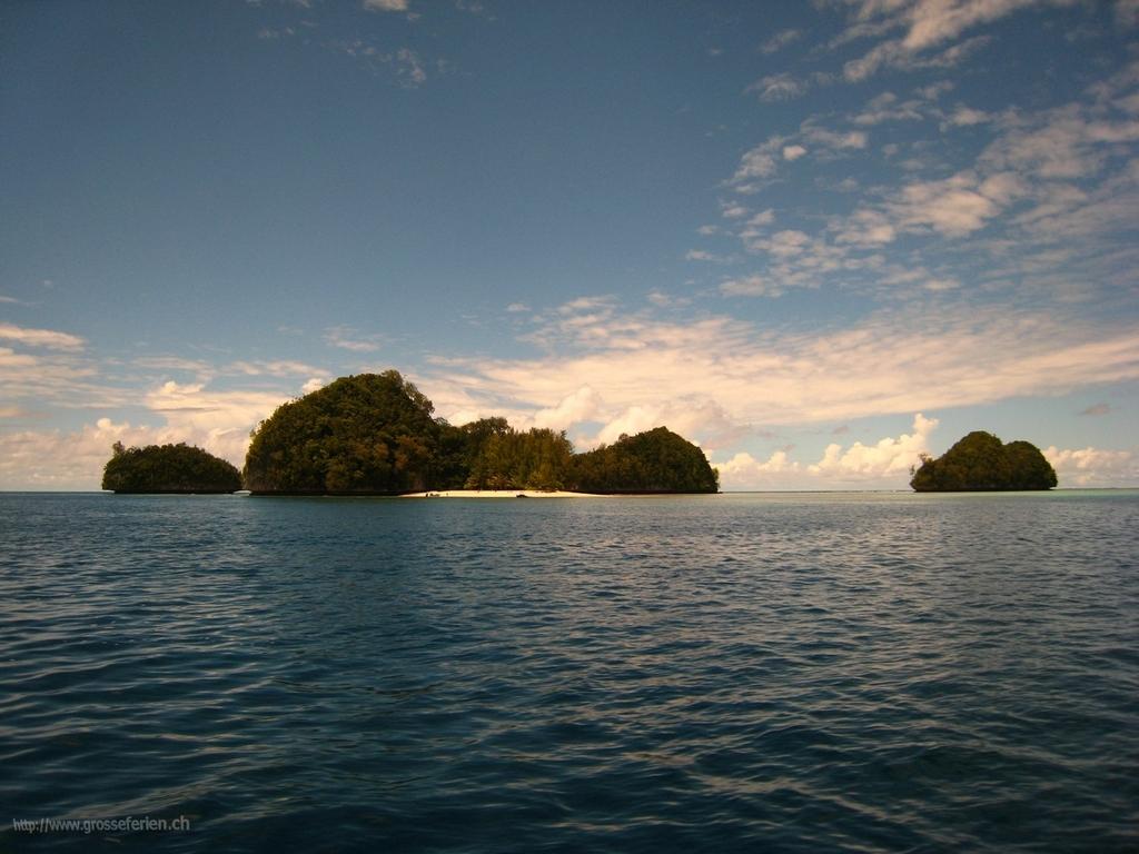 Palau, Island