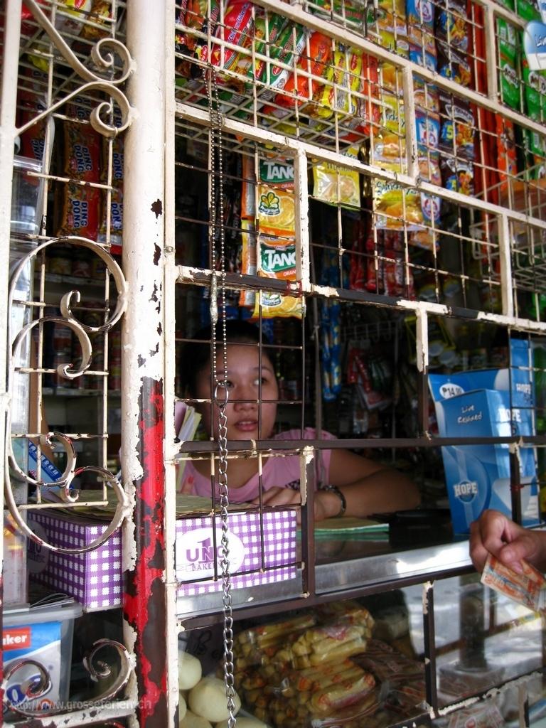 Shop in Manila