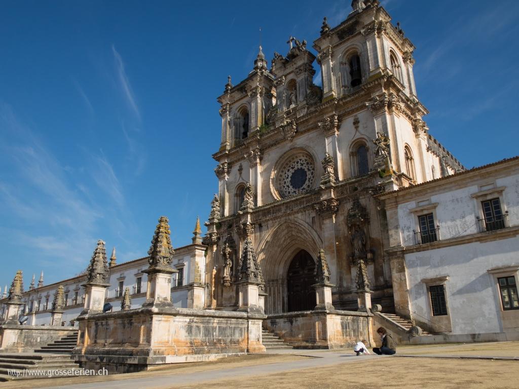 Portugal, Alcobaca, Monestary