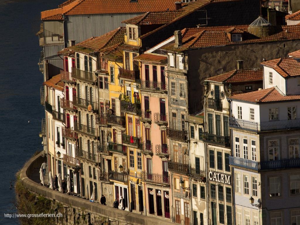 Portugal, Porto, Houses