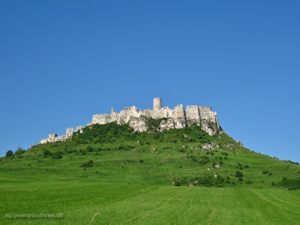 Slovakia, Sips Castle