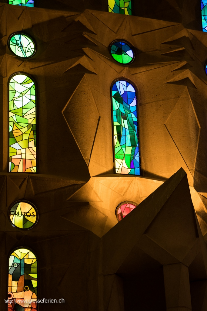 Spain, Barcelona, Sagrada Familia