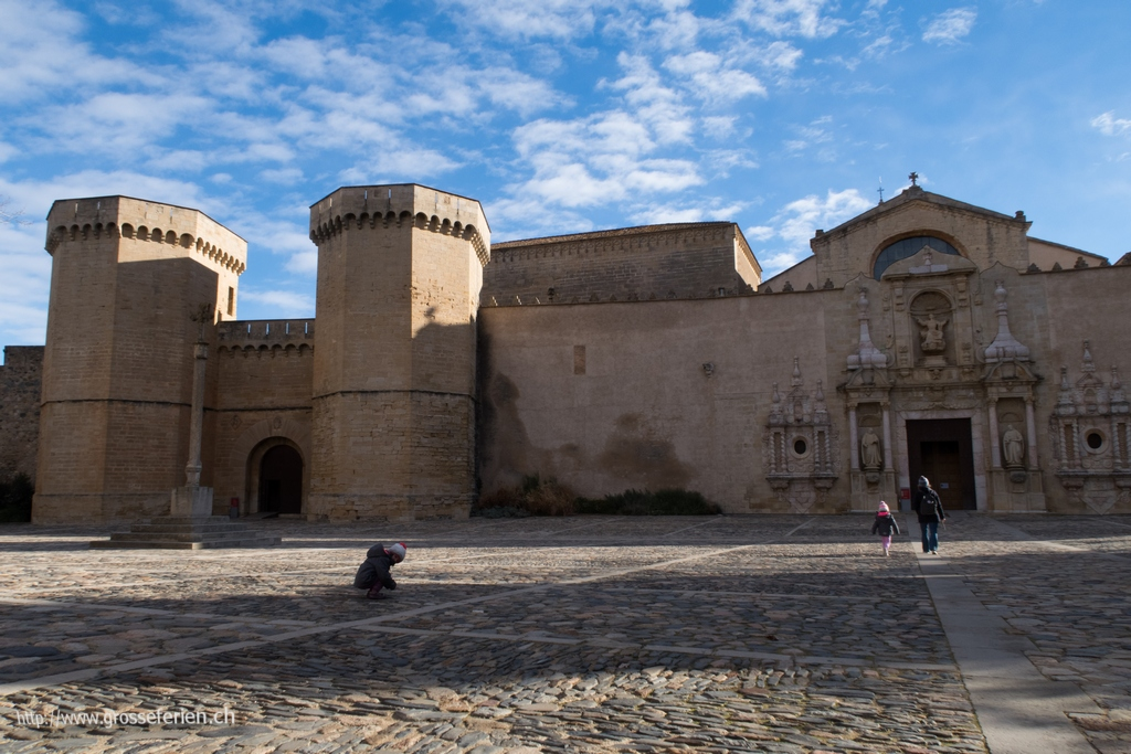 Spain, Poblet, Monestary