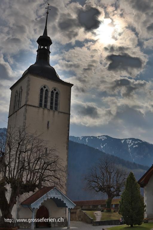 Switzerland, Gruyere, Chruch