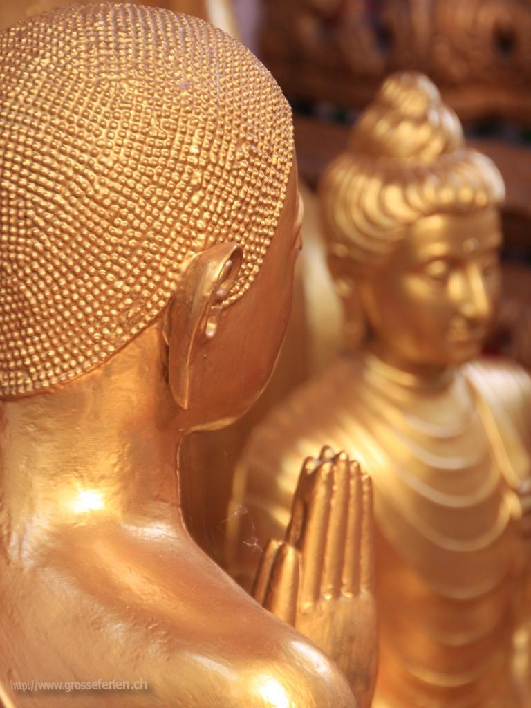 Thailand, Bangkok, Buddha