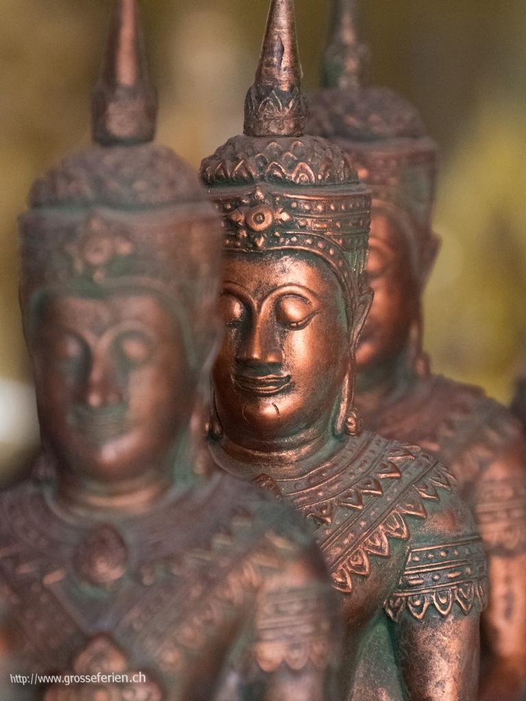 Thailand, Khon Kaen, Buddha