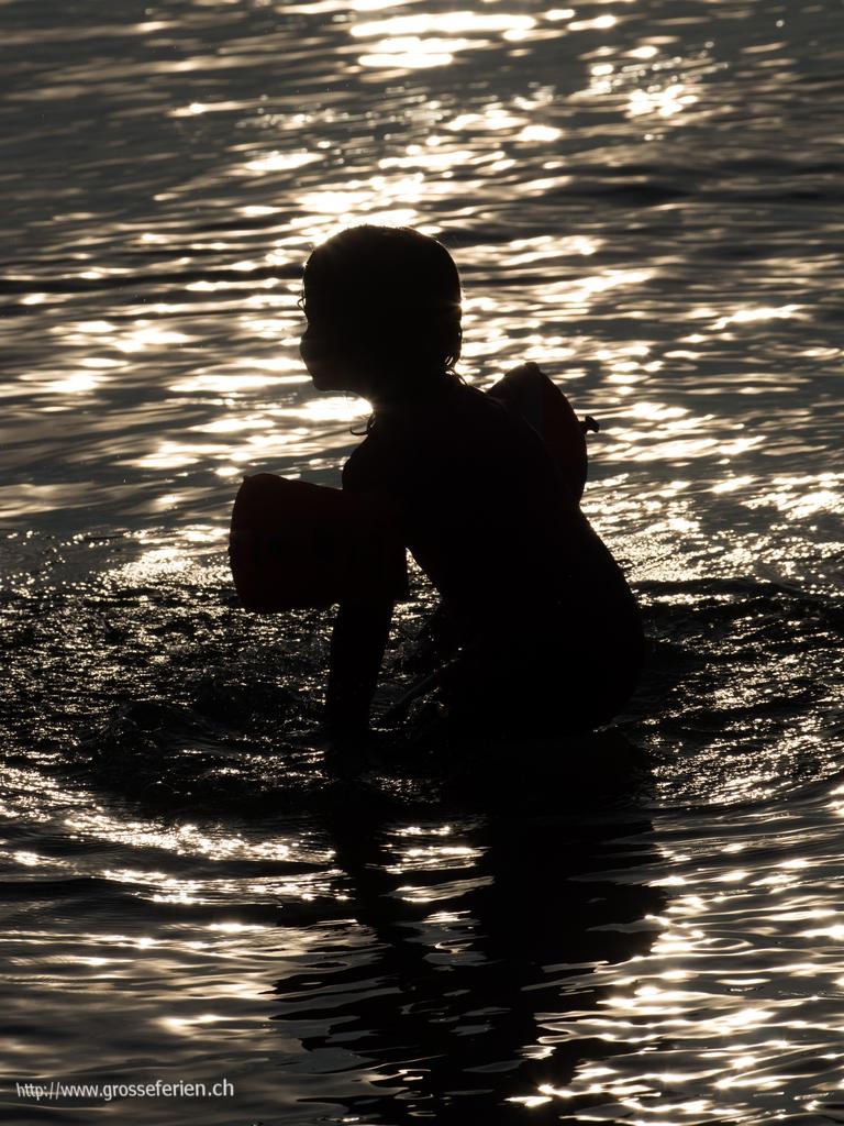 Thailand, Ko Mak, Swimming
