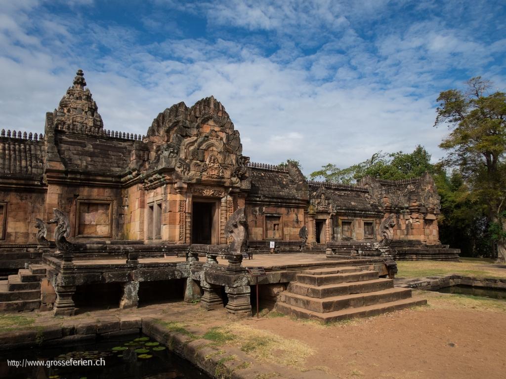 Thailand, Prasat Phanom Rung