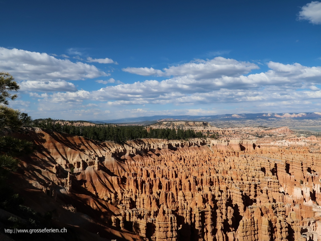USA, Bryce Canyon, Landscape