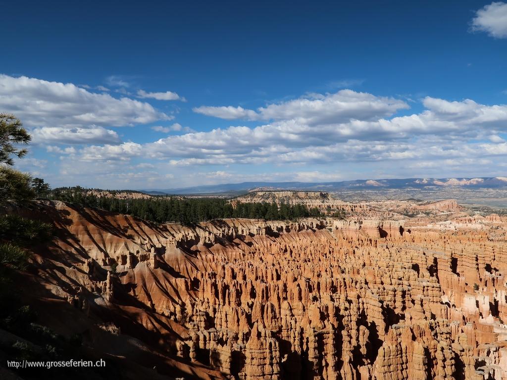 USA, Bryce Canyon, Landscape
